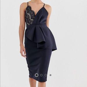 ASOS DESIGN Lace Bodycon Dress
